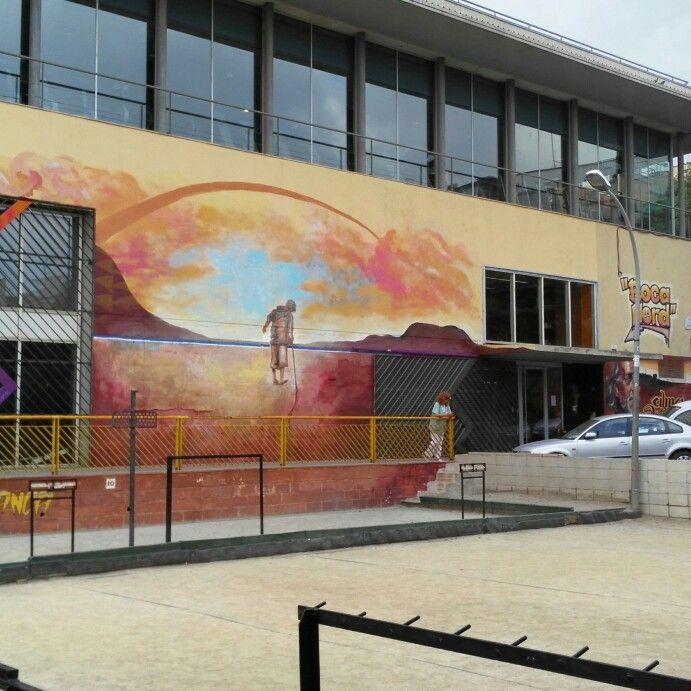 #BCN #barcelonagraffiti