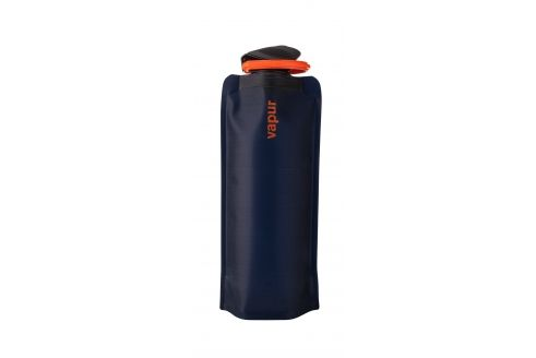 Vapur Anti-Bottle - foldable, freezable, standable water bottle. Perfect for the sporty guy!