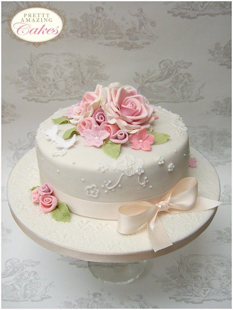 Elegant Glamorous Custom Designed Birthday Cakes Beautiful