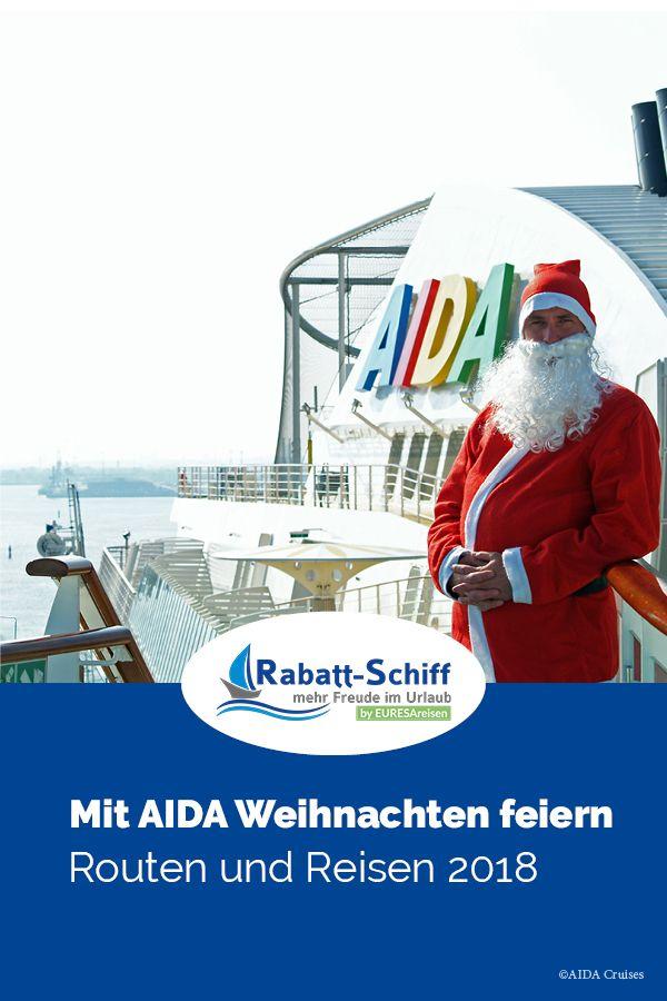Wie feiert man an Bord eines AIDA Schiffes Weihnachten? Welches ...