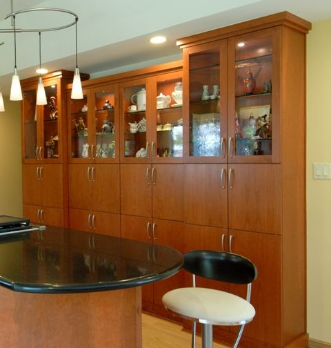 12 And 15 Inch Deep Pantries Deep Pantry Kitchen Wall Cabinets
