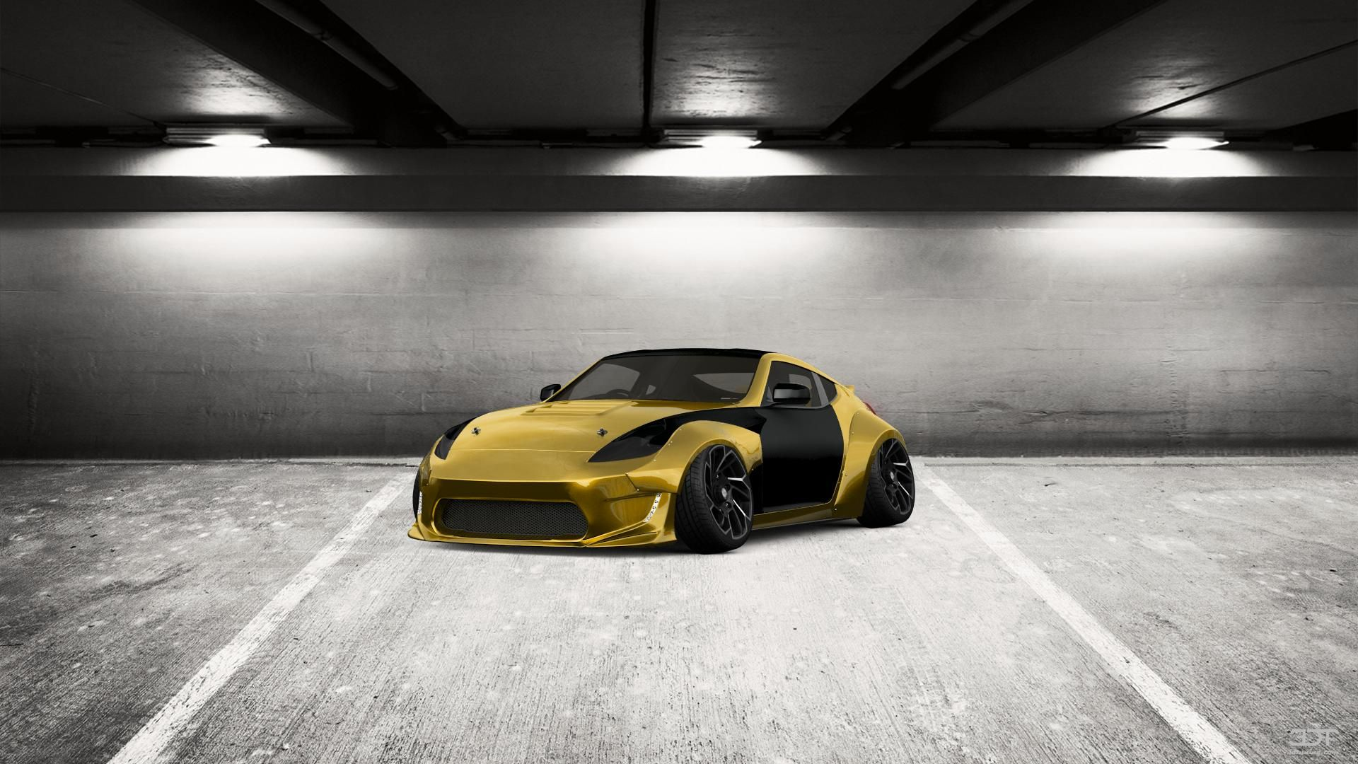 Checkout my tuning #Nissan 370Z 2015 at 3DTuning #3dtuning #tuning