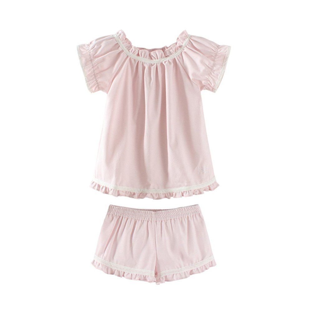 Mud Kingdom Girls Lace Floral Blouse Sweet