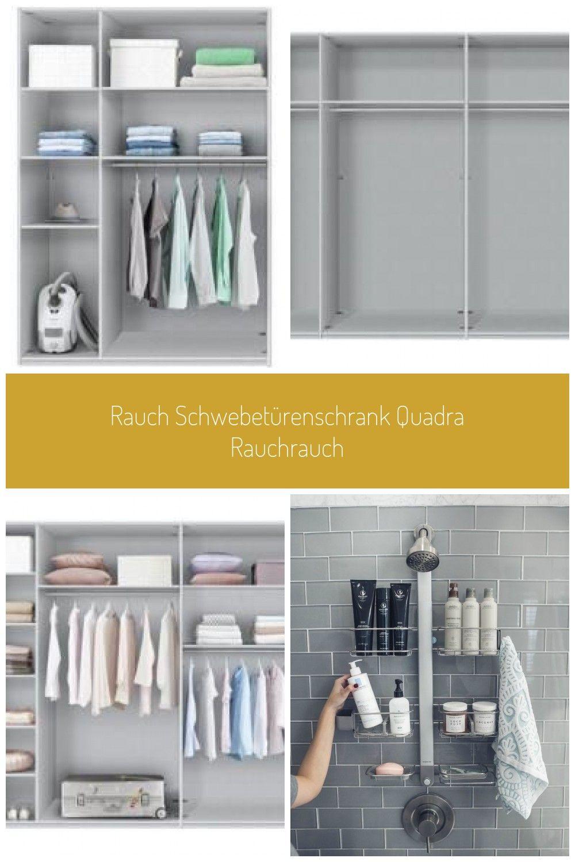 Rauch Schwebeturenschrank Quadra Rauchrauch Decoration Salle De
