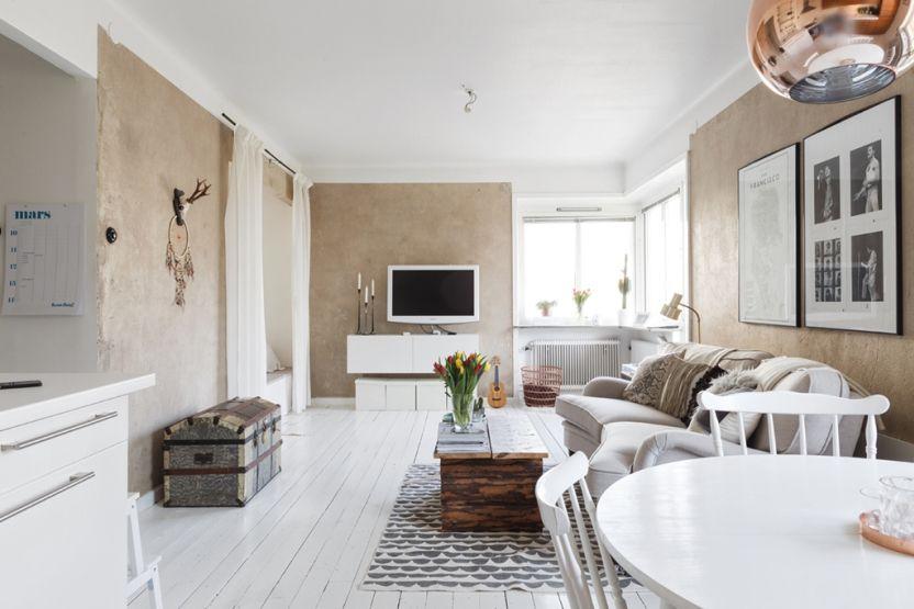 espacios pequenos 2 estilo nordico escandinavia estilonordico