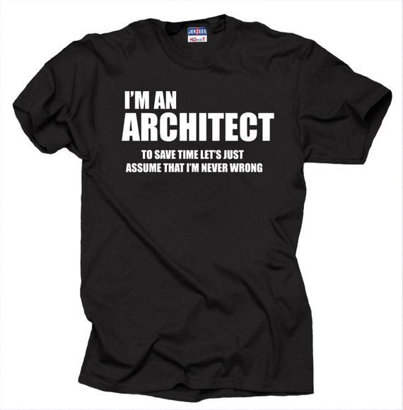3ee0b1b56 Architect T-Shirt Gift For Architect Tee Shirt Profession Tee Shirt ...