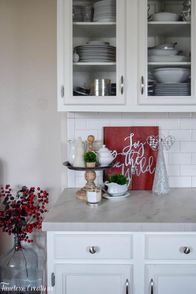 A Very Merry Christmas Kitchen - Timeless Creations, LLC ...