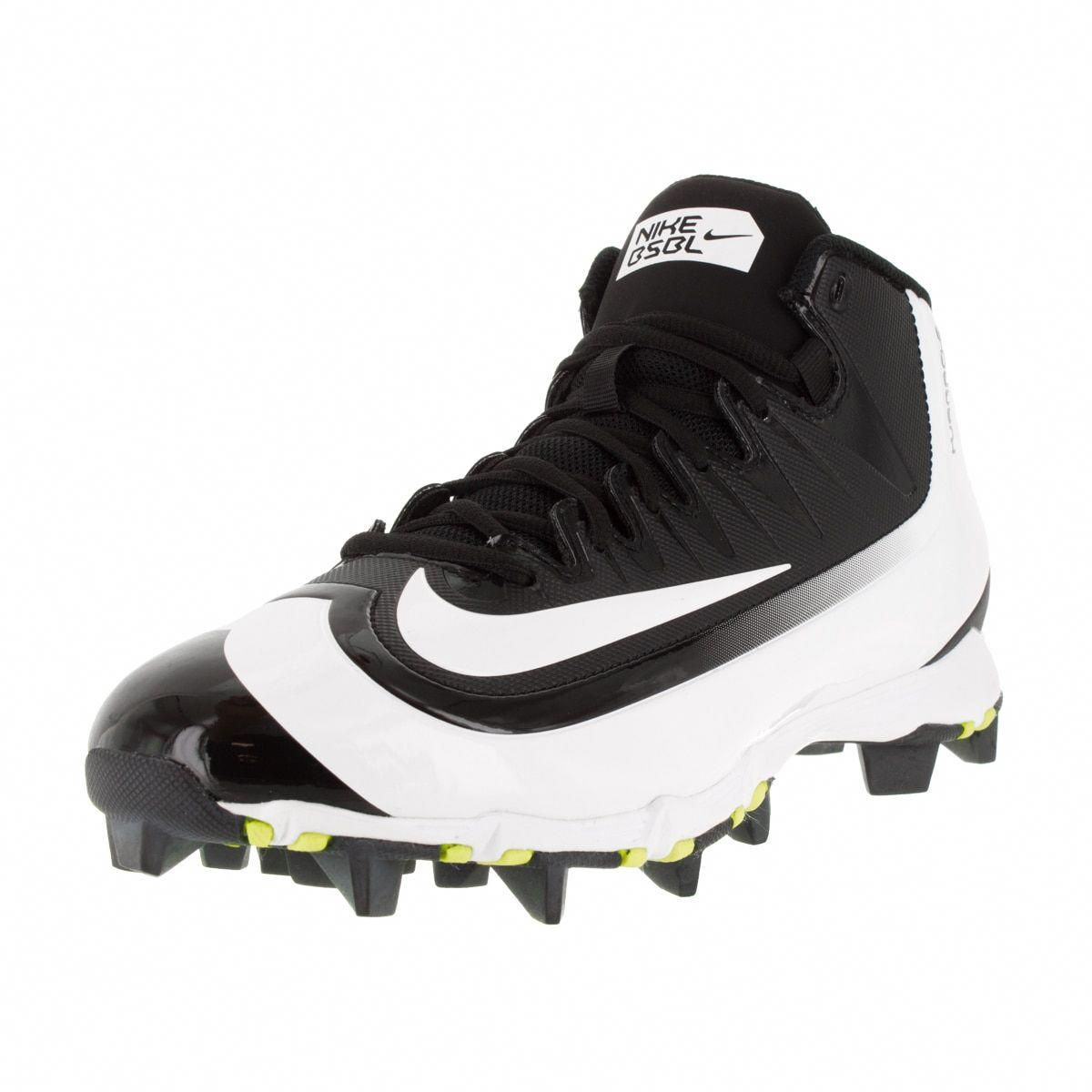 a48c8120b5bf NIKE Mens Huarache 2KFilth Keystone Mid Baseball Cleat Nike Huarache 2K  Filth Keystone Footwear