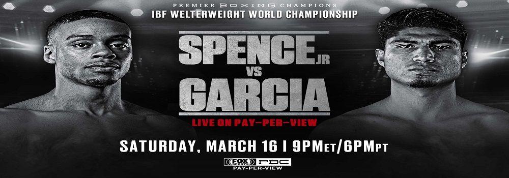 Errol Spence Jr. vs Mikey Garcia live Stream free Boxing