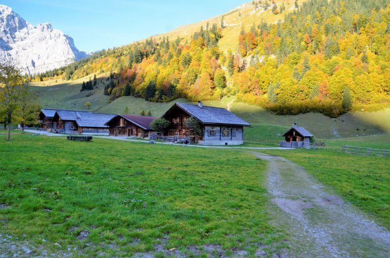 Panoramawanderung Vom Ahornboden Zur Binsalm In Tirol