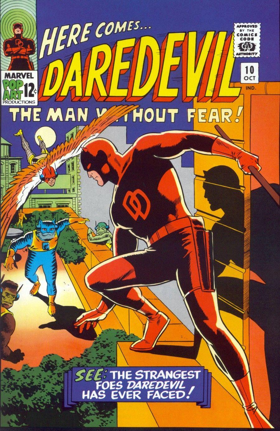 Daredevil #10 Marvel Comics