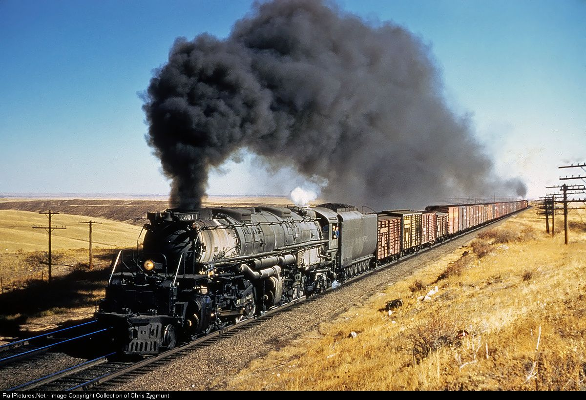Railpictures photo up union pacific steam