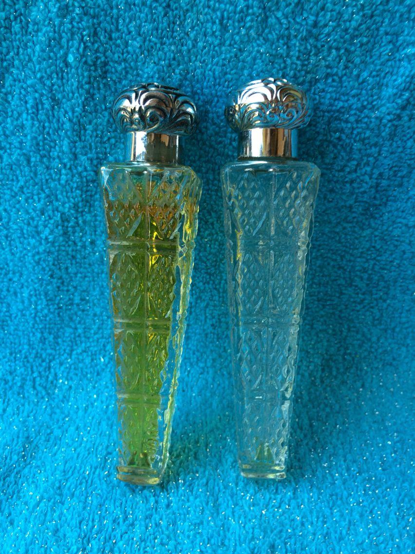 2 Vintage Avon 1979 on lid California