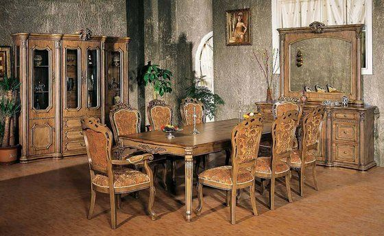 Italian Style Furnishings Dining Room Furniture Fuyifa Arts Craft Co
