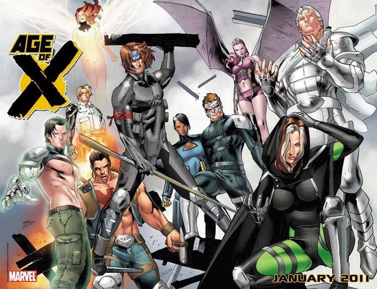 The Best Marvel Crossover Events Storylines Ever In 2020 Comics X Men Marvel Comics Superheroes