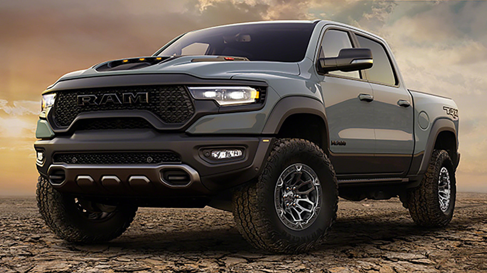 2021 Ram 1500 Trx Revealed With A Hellcat V8 Ready To Take On Raptor In 2020 Trx Ram 1500 Ram