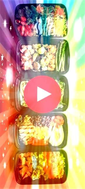 Bowls 5 Ways  this is a quick and easy way to have heal Easy Chicken Meal Prep Bowls 5 Ways  this is a quick and easy way to have healEasy Chicken Meal Prep Bowls 5 Ways...