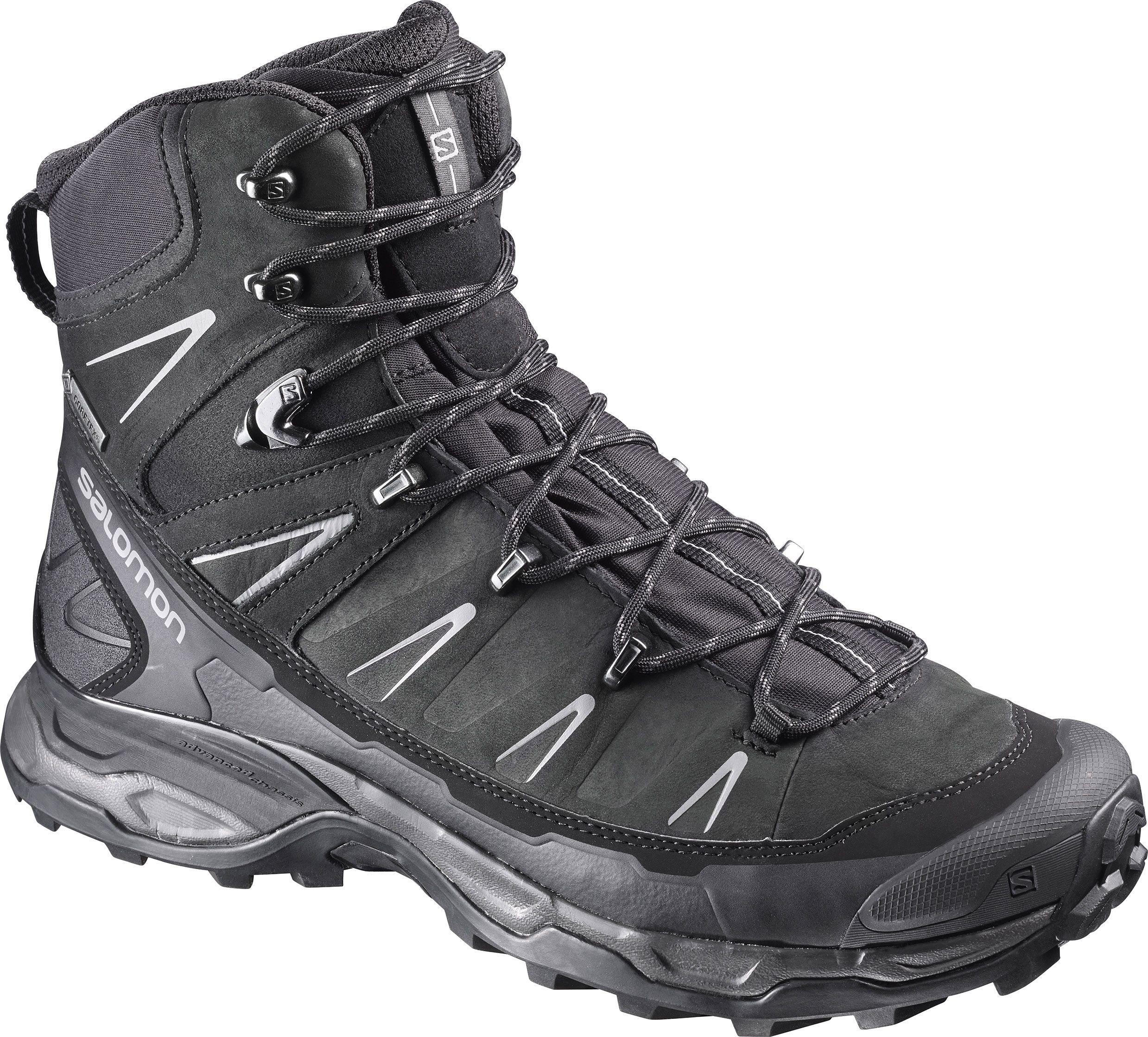 Buty Salomon X Ultra Trek Gtx Black Best Hiking Boots Backpacking Boots Walking Boots