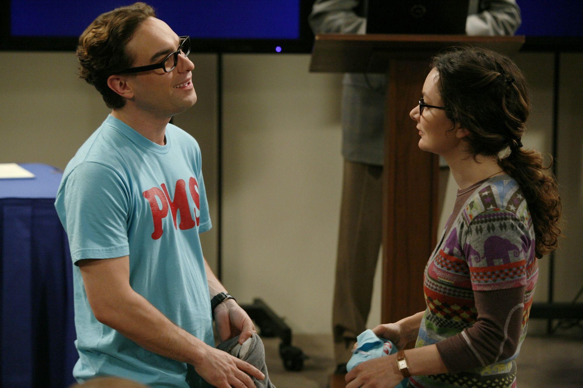 The Big Bang Theory Episode Photos Season 1 Episode 13 The Bat
