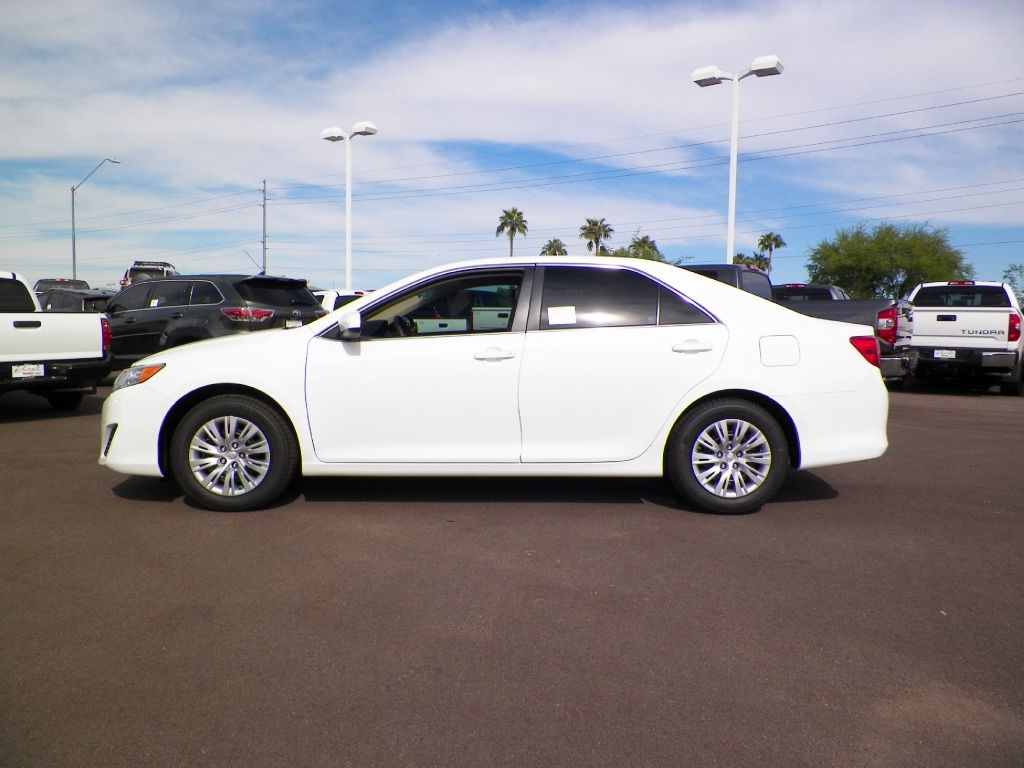 New 2014 Toyota Camry L For Sale in Peoria, AZ