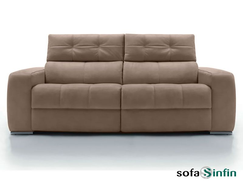 Sofá de estilo moderno modelo Elegant de Divani Star Más info en ...