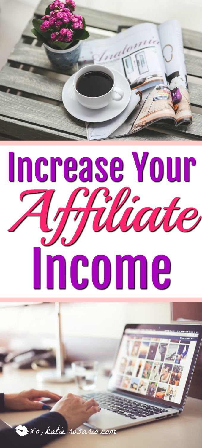 Learn how I went from 0 in affiliate to over