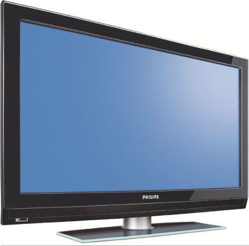 Philips 42 Pfl 7662 106 7 Cm 42 Zoll 16 9 Full Hd Lcd Fernseher Mit Integriertem Dvb T Tuner Schwarz Lcd Television Television Lcd Tv