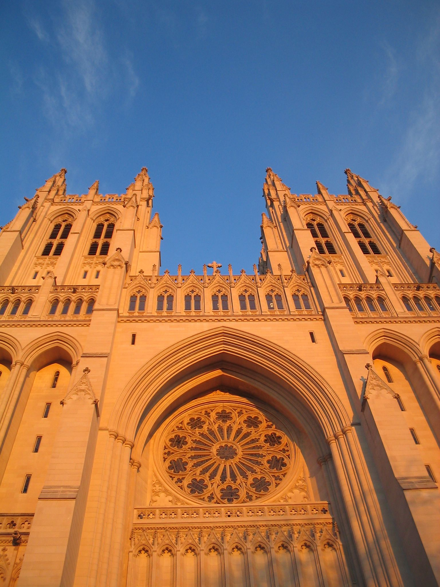 The National Cathedral Washington Dc