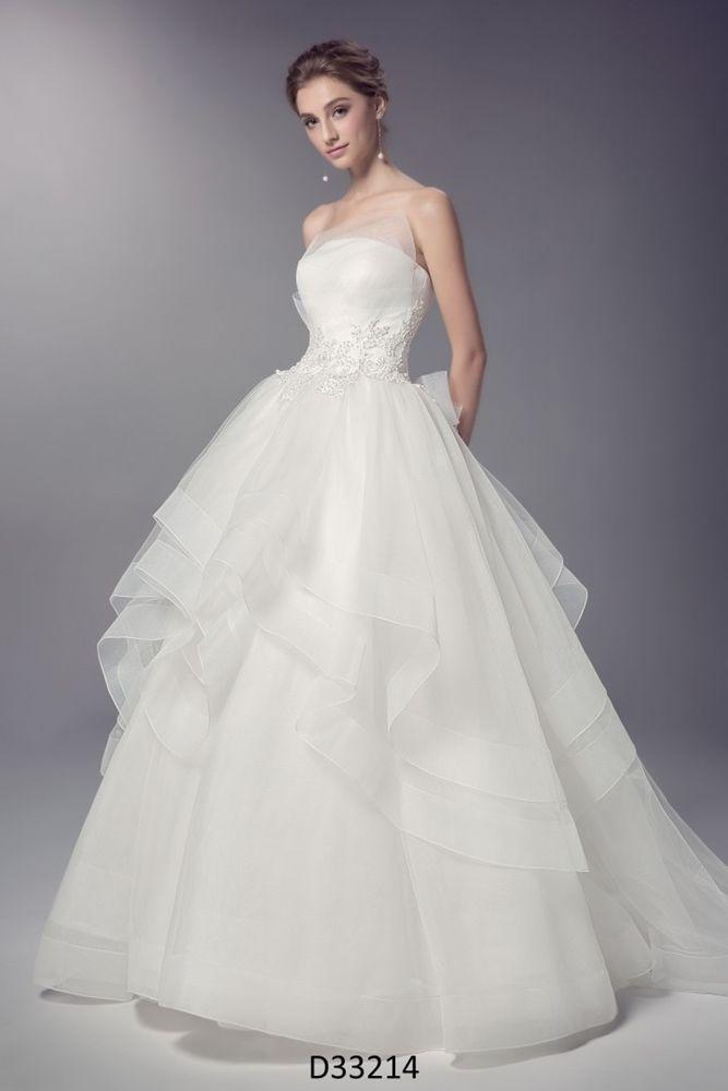 Wedding Gown Guide: Super Volume BallGown | The FashionBrides ...