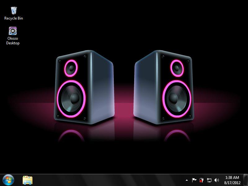 animated speakers wallpaper 04td png 800 600 boom das oontz