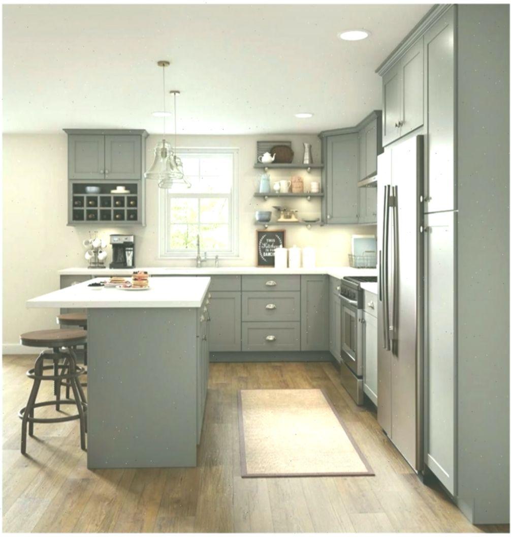 Hampton Bay Cambridge Assembled 36x36x12 5 In Wall Cabinet In Gray Cm3636w Kg Smallkitchenideasla In 2020 Modern Kitchen Design Kitchen Design Small Kitchen Design
