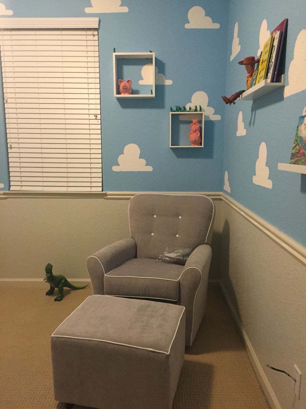 Toy Story Nursery For Our Baby Girl Nursery Room Boy Toy Story