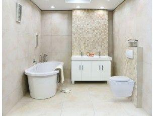 Ctm marble light beige floor tile badkamer pinterest for Ctm bathroom designs