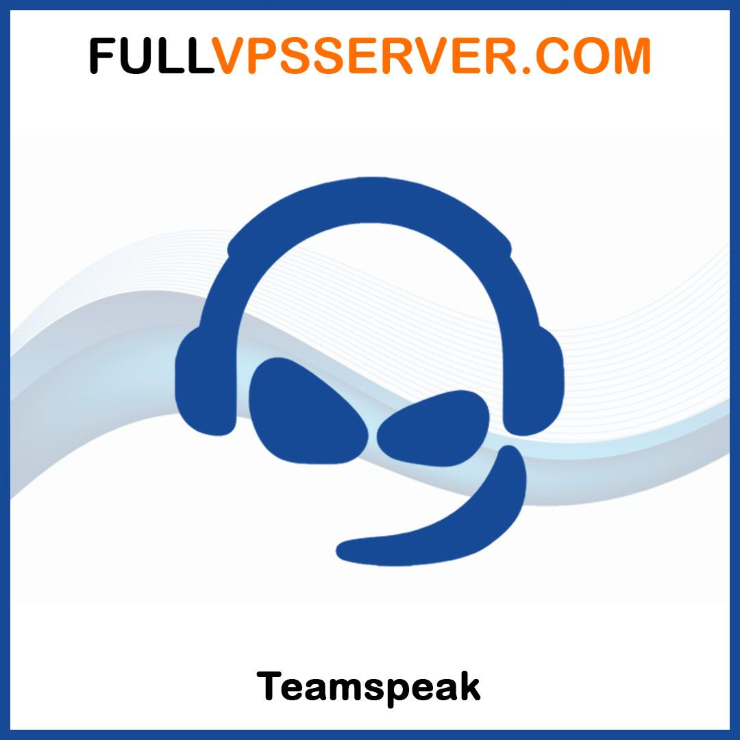 Order now your teamspeak ts ts3 teamspeak3 game team
