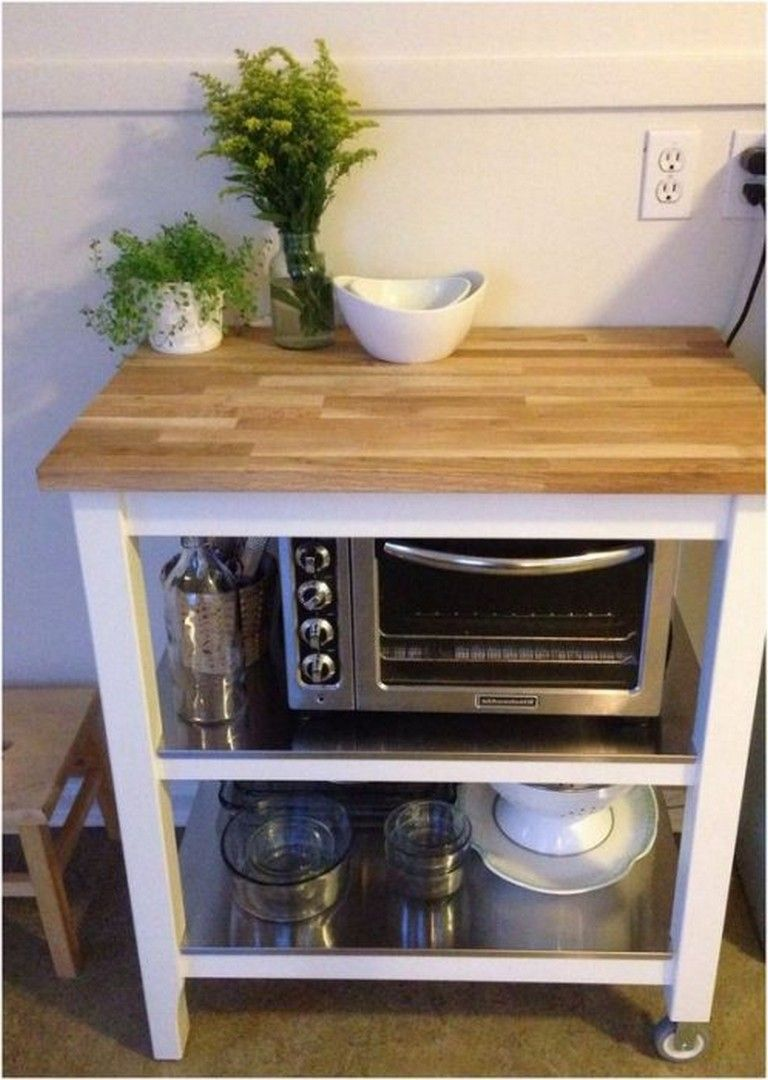 10 Admirable Kitchen Carts And Island Ideas Kitchens Kitchencarts Kitchendesignideas Ikea Kitchen Cart Kitchen Storage Cart Home Kitchens