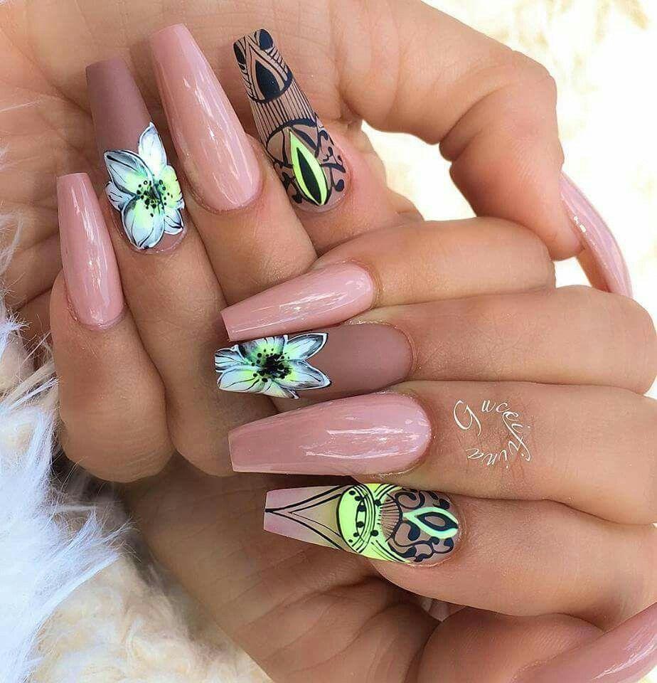 Beautiful nail design | nails | Pinterest | Beautiful nail designs ...