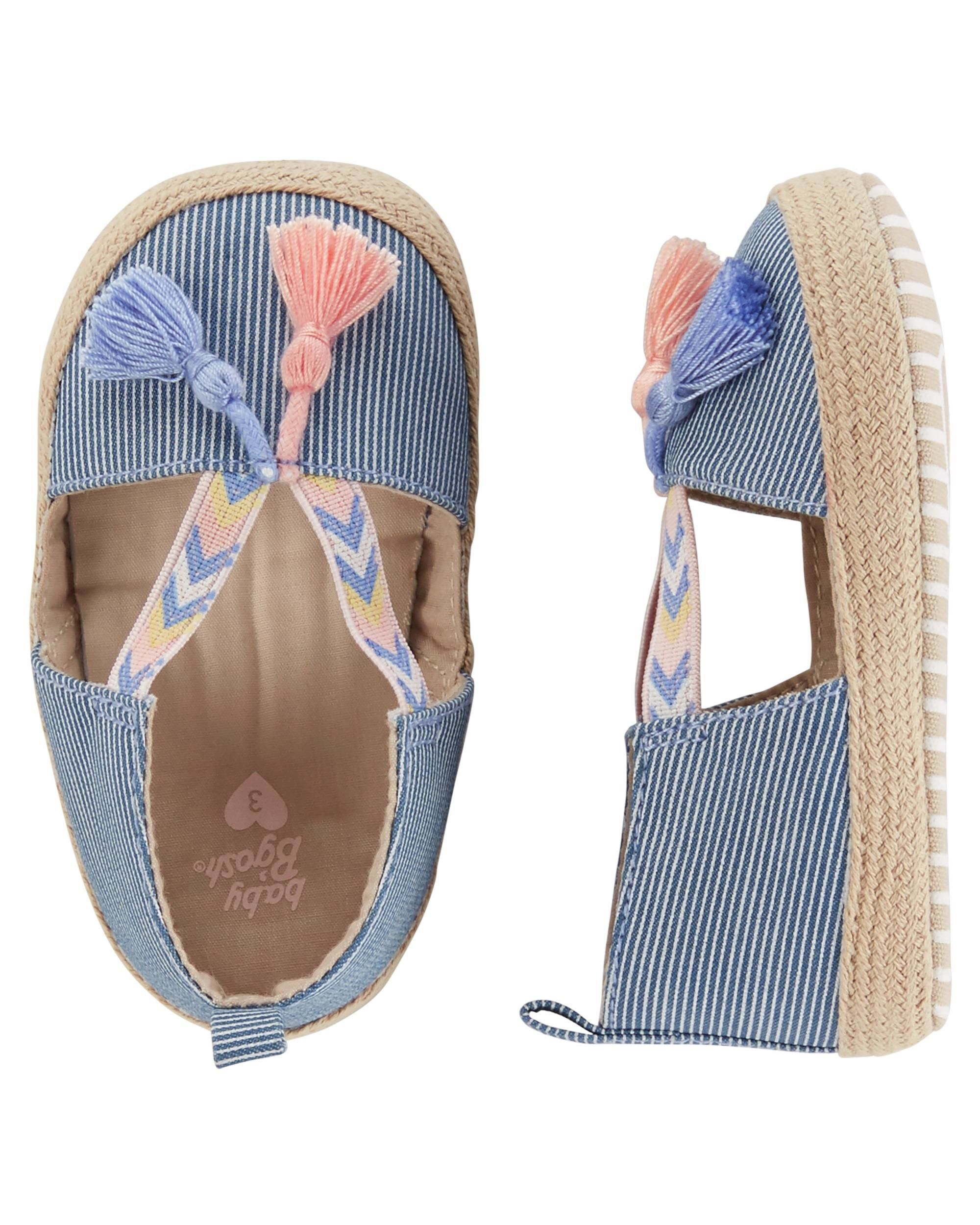toms crib pin on baby girl carters cribs shoes glitter s carter com slip