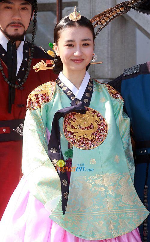 dong yi hanbok - Google Search | Seoul To Soul Fashion