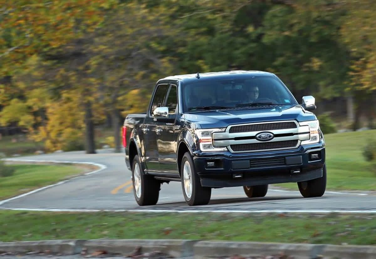 The Ford F 150 Is A Favorite Full Size Pickup Netting Multiple 10best Awards From Car And Driver