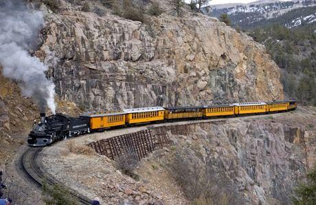 Five Train Trips In North America Travel Smart Well Durango Presidential Car
