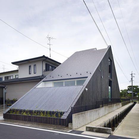 Ogaki House: Katsutoshi Sasaki + Associates