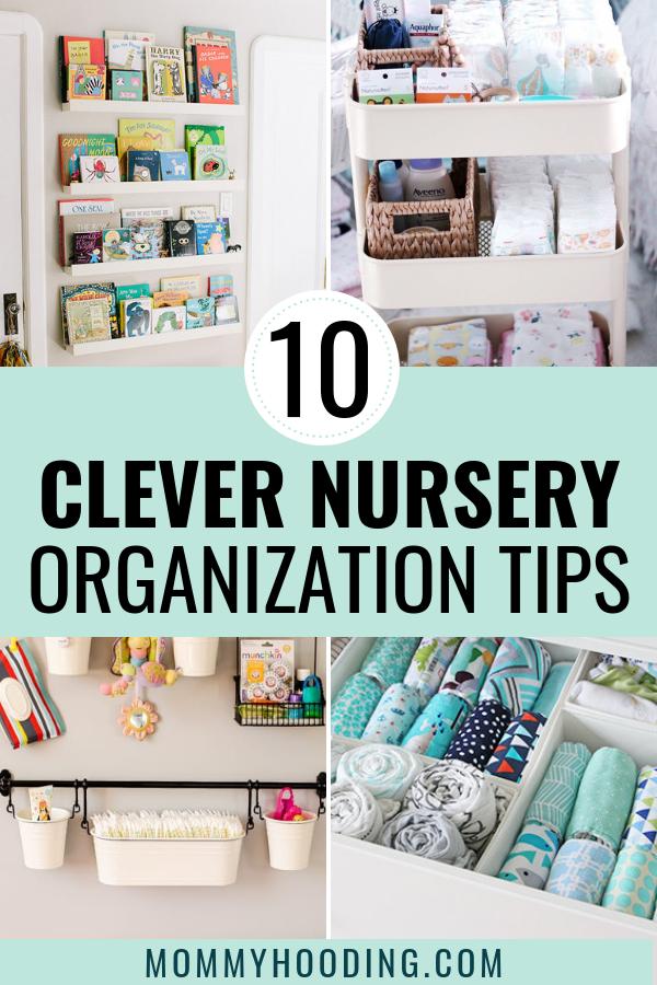 Everything Designish Baby Boy S Nursery: 10 Clever Nursery Organization Ideas