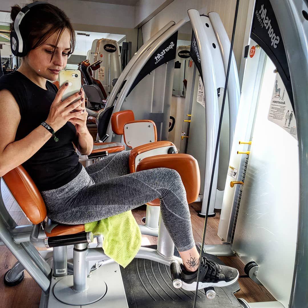 🏋️ Wenn du einen Traum hast, dann kämpf dafür ♥️ #sporty #fitness #fit #fitnessmotivation #happy #mo...