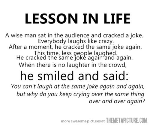 Funny Life Lesson Quote Words Quotes