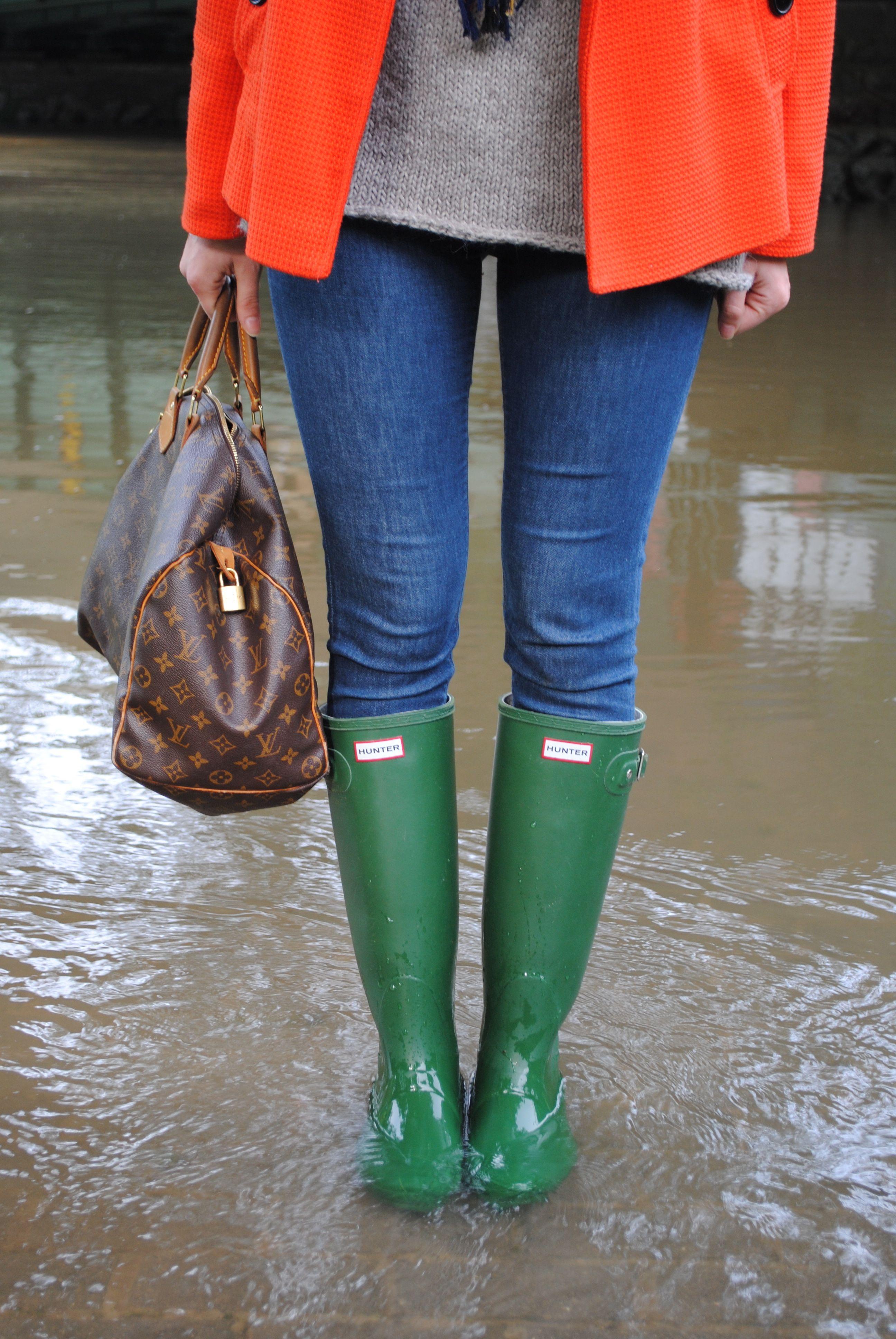 Boots, Hunter boots, Louis vuitton