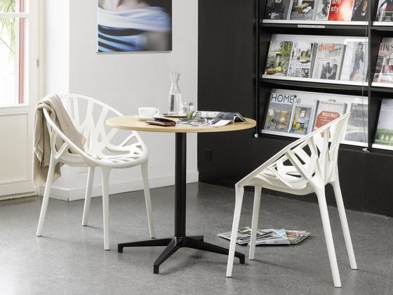 Dining Tables Tables Bistro Table Vitra Ronan And Erwan Check It Out On Architonic Living Furniture Table Furniture