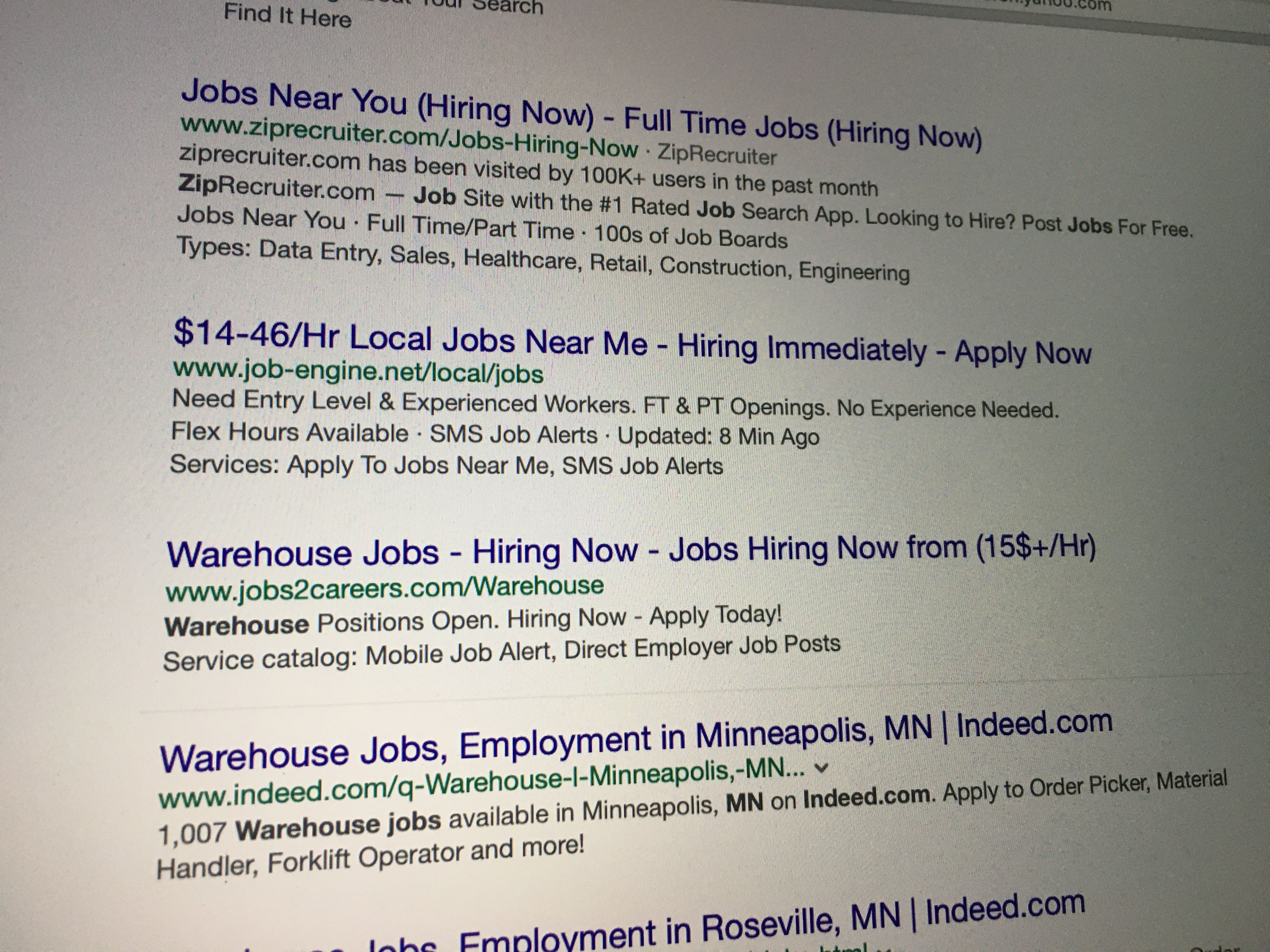 Pin By Laurie Wilcox On Spouse Job Search Jobs Hiring Hiring Now