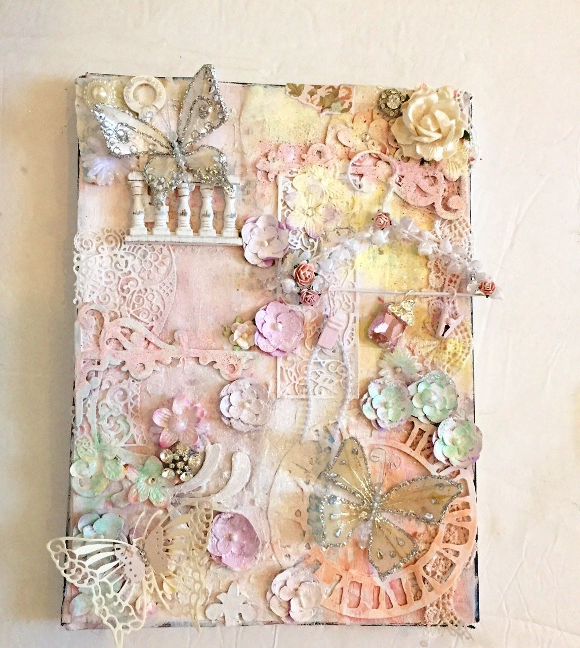 shabby chic crafts to make and sell google search shabby chic rh pinterest com Altered Shabby Chic Craft Projects DIY Shabby Chic Crafts