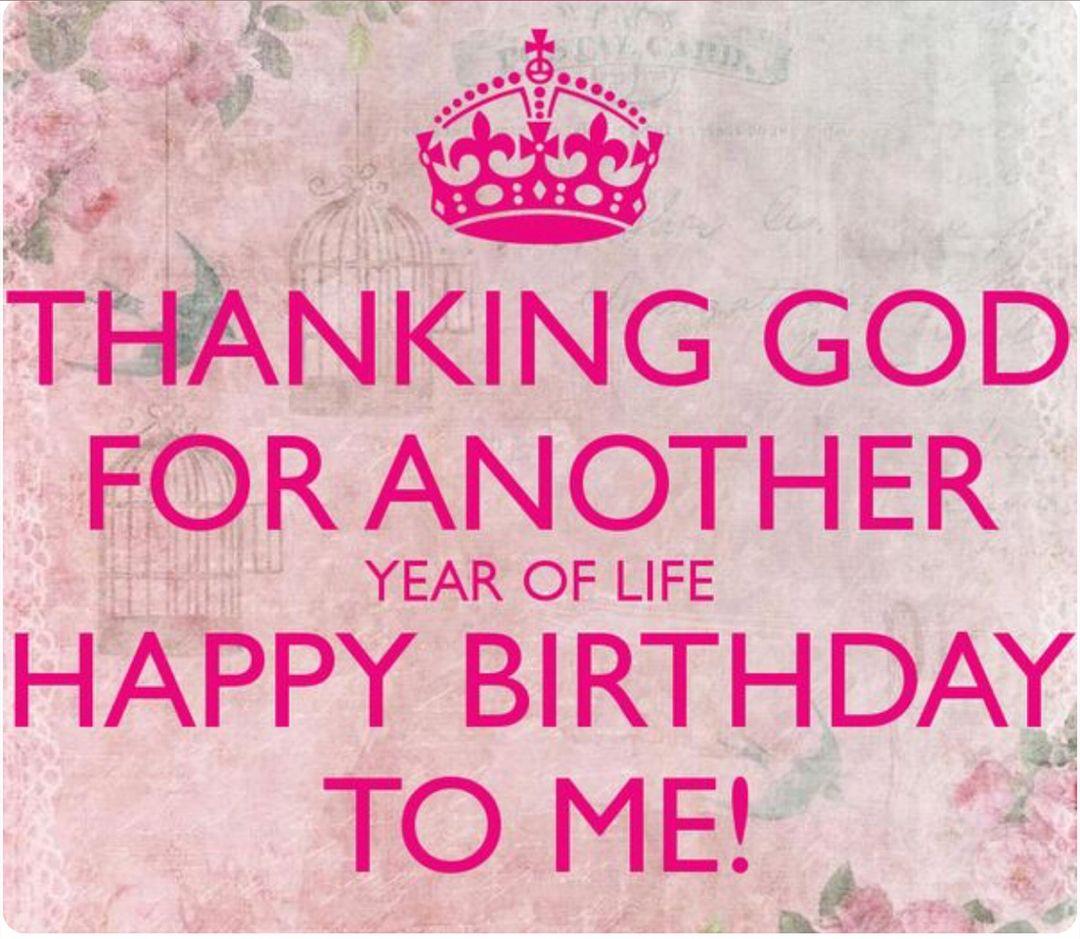 Good Morning.. Woke up Its My MFN Birthday. Beyond Blessed
