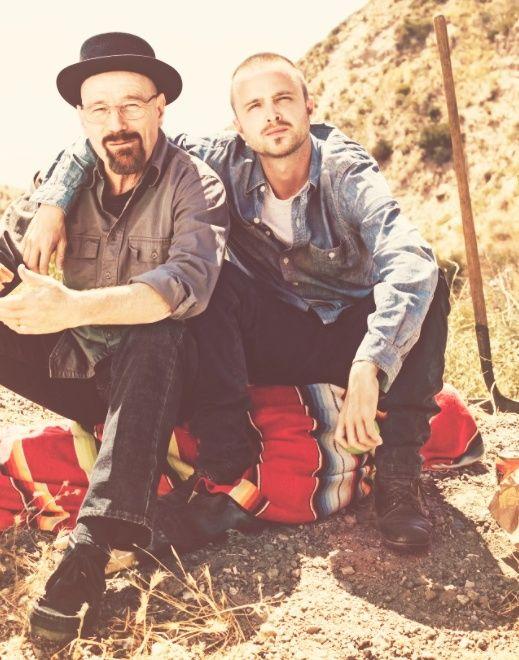 Two sweet, funny men.